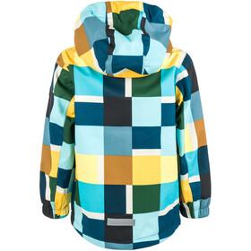 Color Kids Thobias AOP Jacket Kinder moroccan blue